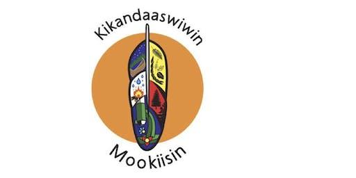 Kikandaaswiwin Mookiisin
