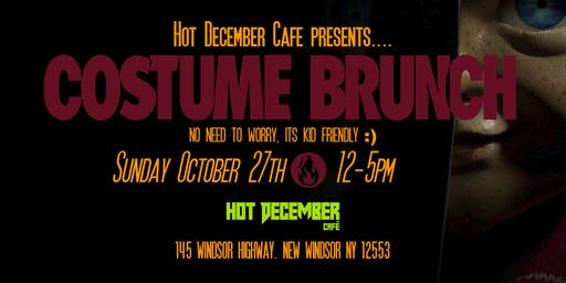 Costume Brunch Party