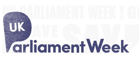 NSO UK Parliament Week event tickets