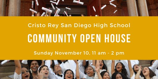 Cristo Rey San Diego High School Open House