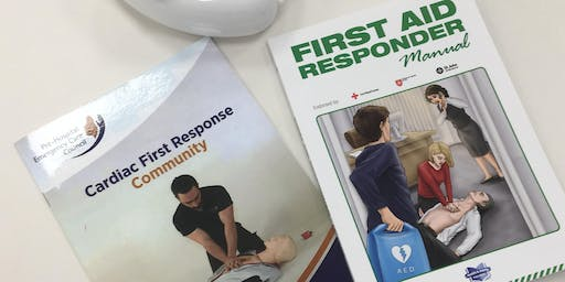 First Aid Responder Refresher (FAR Refresher 2 day course)