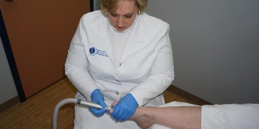 Pedicuring the Cancer Client