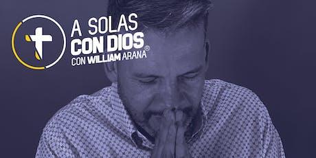 A SOLAS CON DIOS, CON WILLIAM ARANA LA VOZ DE LAS DOSIS DIARIA entradas