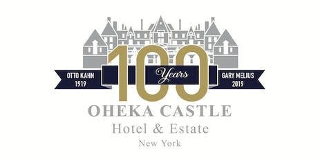 OHEKA CASTLE NEW YEAR'S EVE CENTENNIAL CELEBRATION tickets