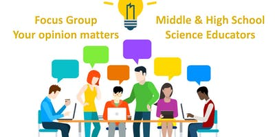 Science Educators Research Group: Los Angeles Nov 14th