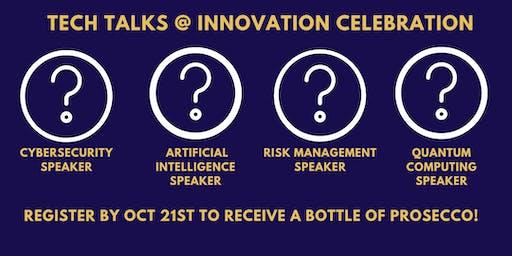 Tech Talks & Innovation Celebration Hosted by IronCAP