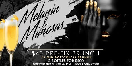 Melanin & Mimosa tickets