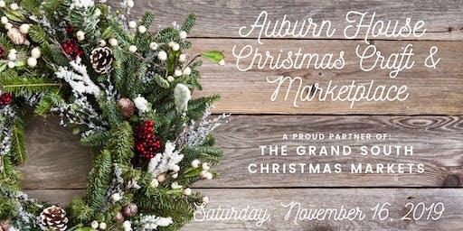 Auburn House Christmas Craft & Marketplace