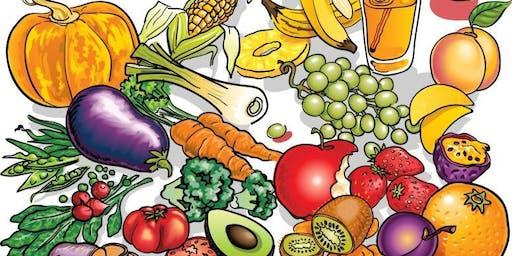 Nutrition + Fitness Basics with Corey Teresi