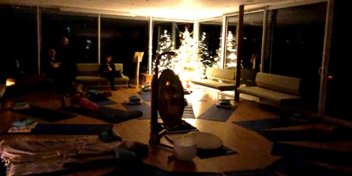 Winter Solstice Meditation and Gong Bath