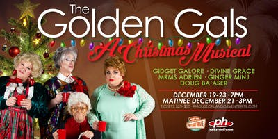The Golden Gals - A Christmas Musical!