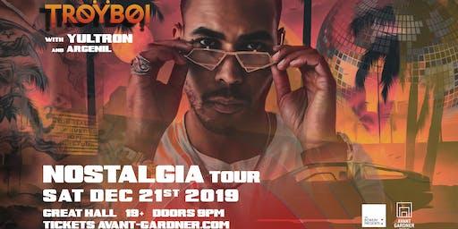 TroyBoi - Nostalgia Tour