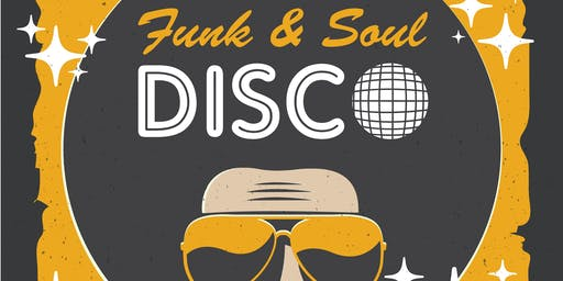 New Year's Eve Funk & Soul Disco Party!