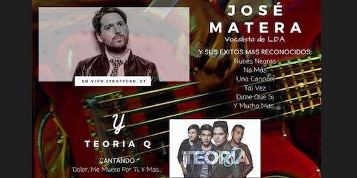 José Matera (Vocalista de L.D.A.)