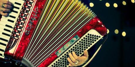 Pride of Argyll Accordion Band recital tickets