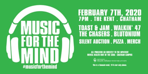 Music For the Mind Fundraiser