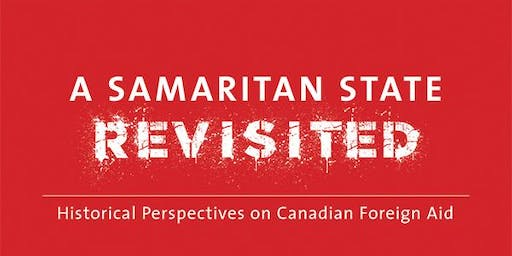 Scholars, Policymakers and Canadian Foreign Aid