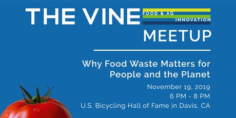 Why Food Waste Matters for People and the Planet tickets