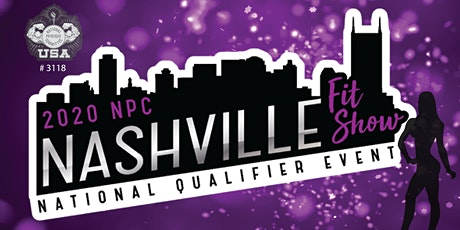 2020 NPC Nashville Fit Show - Competitor Registration tickets