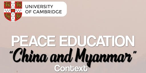 Seminar on Peace Education in the Context of China and Myanmar