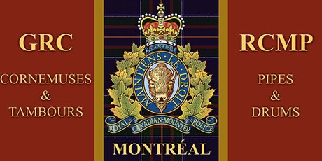 RCMP C-Division Pipes & Drums Annual Cèilidh!! tickets