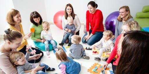 Sensory Playgroup (Parent-Child)
