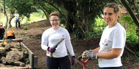 Volunteer Gardening and General maintenance day Guys Cliffe Warwick tickets