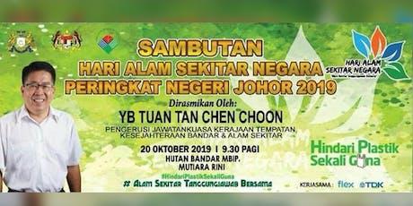 Hari Alam Sekitar Negara Peringkat Negeri Johor tickets