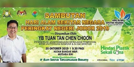 Hari Alam Sekitar Negara Peringkat Negeri Johor