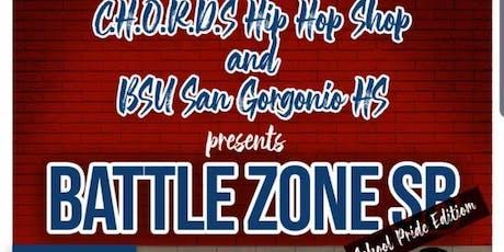 BATTLE ZONE SB tickets