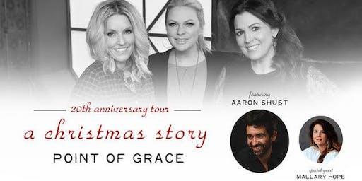 Point of Grace - A Christmas Story - Childfund Volunteer - Yukon, OK
