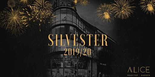 Silvester 2019 at Alice Rooftop