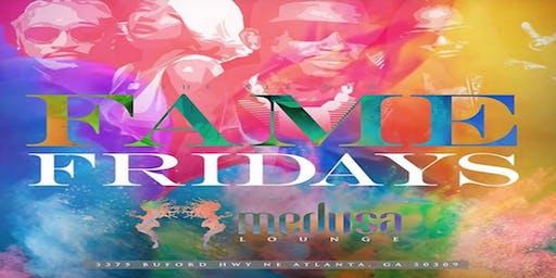 Medusa Fame Fridays At Medusa Nightclub This Friday Night