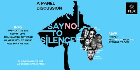 Say No To Silence: Trans Panel tickets