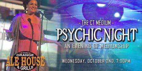 The CT Medium - Psychic Night  tickets