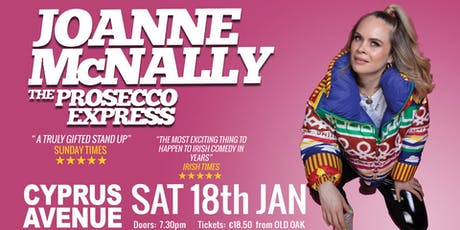 Joanne McNally - The Prosecco Express tickets