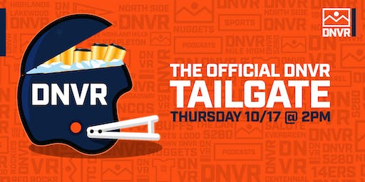 Official DNVR Football Tailgate