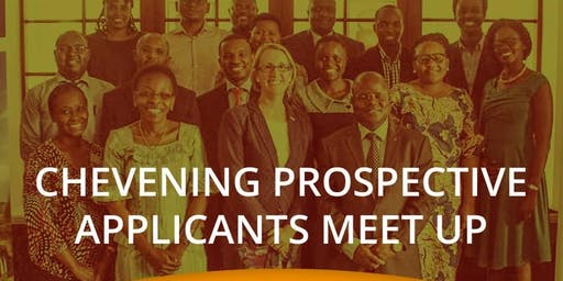 Tanzania - Chevening Prospective Applicants Meetup