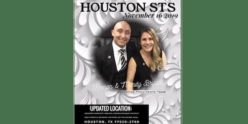 Houston Success Training Seminar (STS) November 2019