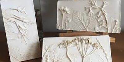 Plaster Casting Workshop (Nature-themed)