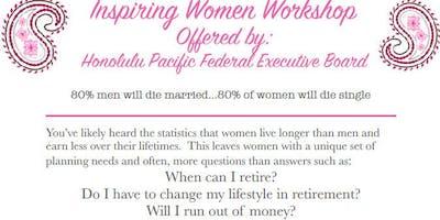 HPFEB Diversity Working Group: Inspiring Women Forum