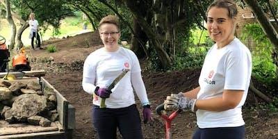 volunteering General maintenance and Gardening Guys Cliffe Warwick