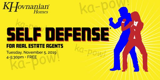 Self Defense for Real Estate Agents