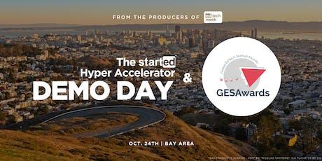 StartEd EdTech Hyper Accelerator: Bay Area Demo Day & Global EdTech Startup Awards 2019  tickets