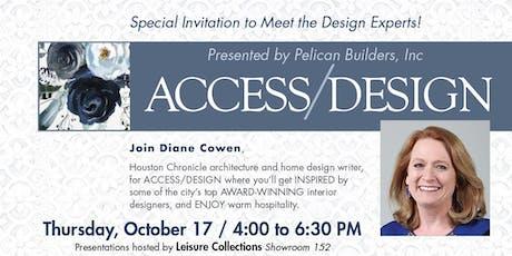 ACCESS/DESIGN - Meet the Design Experts! tickets