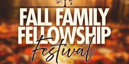 God Encounter Church Fall Festival