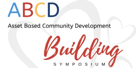Asset Based Community Development Symposium: Building tickets