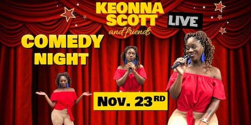 Dream House Comedy Live