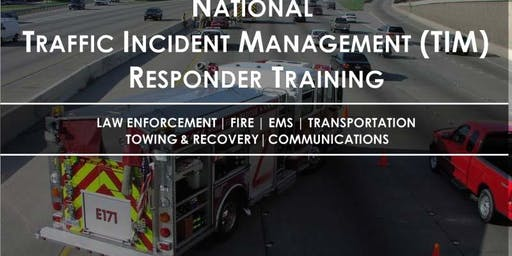 Traffic Incident Management Training