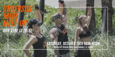 Undersun Fitness Tribe Meetup tickets